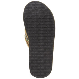 Sanük M's Fraid So Sandals Tan Multi
